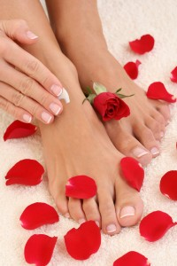 manicure-and-pedicure