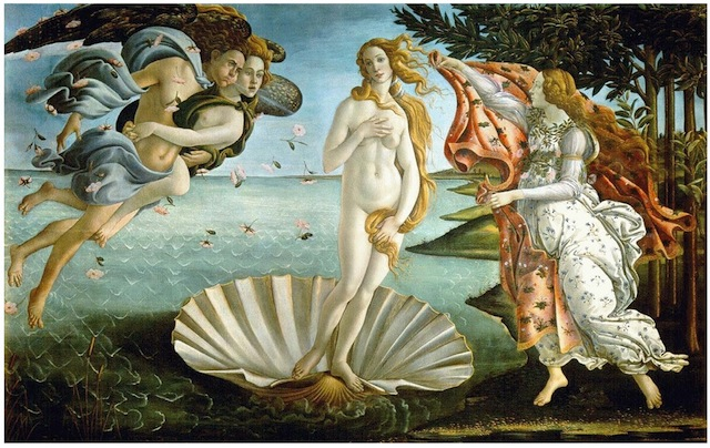 Botticelli-The-Birth-of-Venus-c.-1482